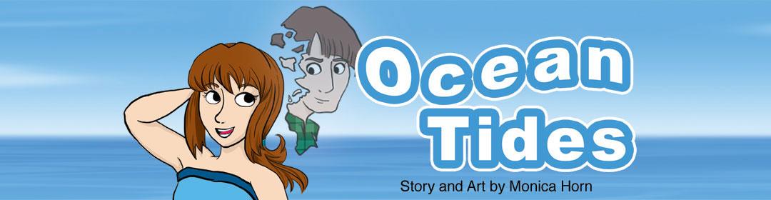 Ocean Tides Banner